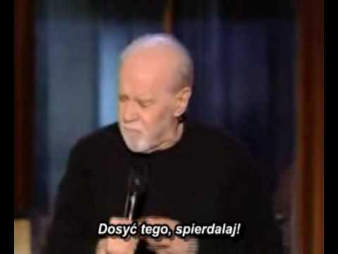 George Carlin - Życie po śmierci (polskie napisy)