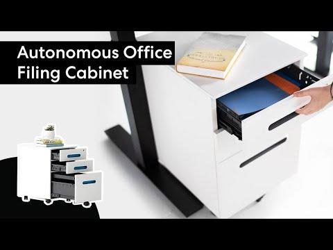 Autonomous Office Filing Cabinet