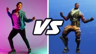 Professional Dancers Try The Fortnite Dance Challenge - dooclip.me