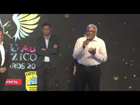 Hari Menon - Audi RITZ Icon Awards 2015