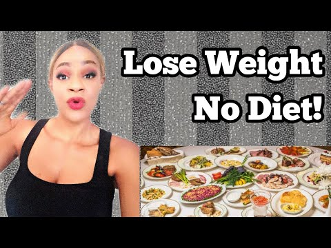 Lengviausias natūralus būdas numesti svorio
