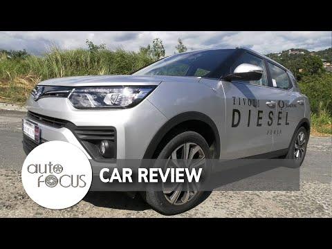 2020 SsangYong Tivoli 1.6L Diesel Premium A/T | Car Review