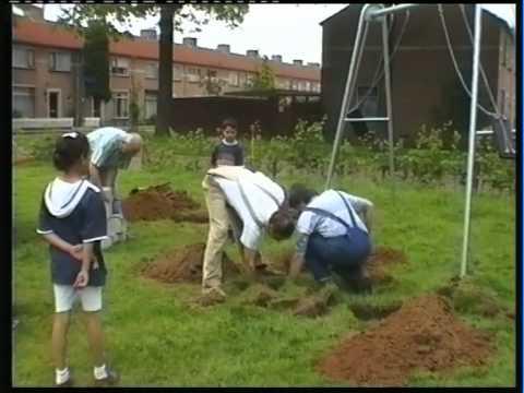 Samenwerking in de Valuwe1997 te Cuijk