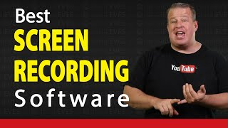 Best Screen Recording / Capturing Software for YouTube