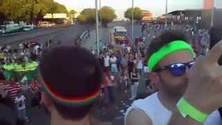 Samba magic Basement Jaxx ( video Davio.B )