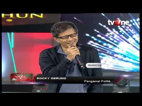 "Edisi 11 Tahun, Rocky Gerung: ""tvOne"" TV 01 Rasa 02"