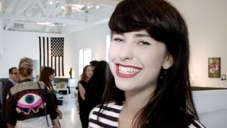 KIMBRA - Behind The Scenes of