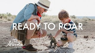 Dinosaur Hunting in the Badlands | Dinosaur Adventures | Alberta, Canada