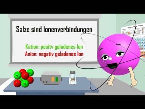 Eigenschaften von Salzen - einfach erklärt