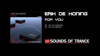 Erik de Koning - For You (Original)