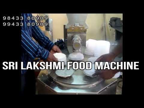 Idiyappam Making Machine ( 5 Plates Model )
