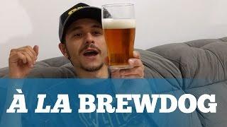 Receita Cerveja IPA à la Brewdog (BIAB)