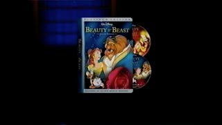 BEAUTY AND THE BEAST DVD MOVIE TRAILER [VHS] 2002