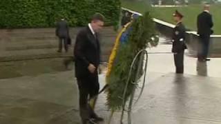 Месть ёлки (Янукович vs Ёлка)
