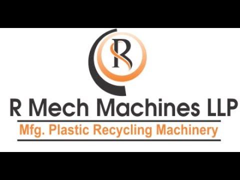 Plastic Waste Dewatering Dryer