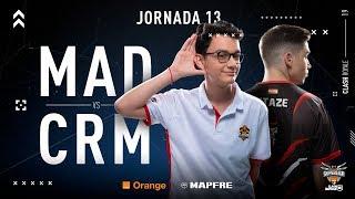 MAD Lions E.C. VS Cream eSports   Jornada 13   Temporada 2018-2019