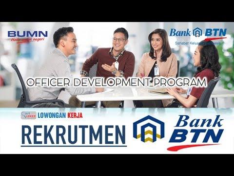 Lowongan Kerja Terbaru BUMN Bank BTN