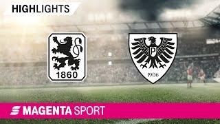 1860 München - Preußen Münster | Spieltag 33, 18/19 | MAGENTA SPORT