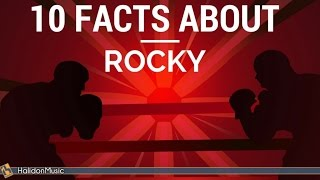 10 Facts About Rocky | 40th Anniversary