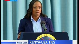 USA business experts visit Kenya for economic ties