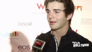 Jack Griffo Talks The Thundermans, His New Movie, Reveals Fun Facts & His Girlfriend!