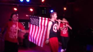 Aaron Carter - America AO - Buffalo