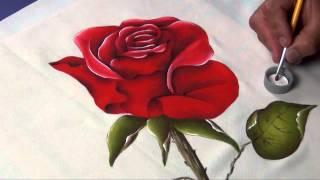 Como dominar a arte da pintura decorativa em tela