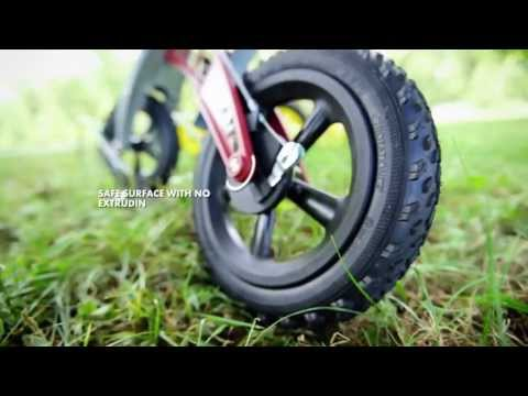 Video v článku First Bike = designová lahůdka