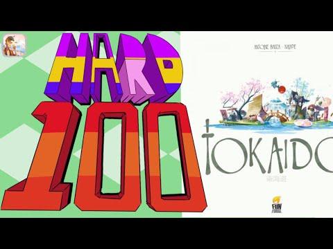 The Hard 100: Tokaido vs App