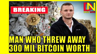 Man who accidentally threw out a bitcoin fortune offers $70 million for permission to dig it up.