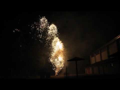 Feuerwerk 20 Jahre AWO Neubrandenburg 18.06.10