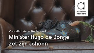 Client: Alzheimer Nederland   Schoen van de minister