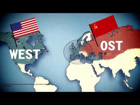 Lernvideo: Ost/West Konflikt