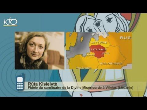 Vivre la Miséricorde avec les Lituaniens