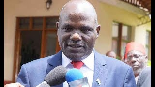 Wafula Chebukati says all 8 presidential candidates will be on the ballot