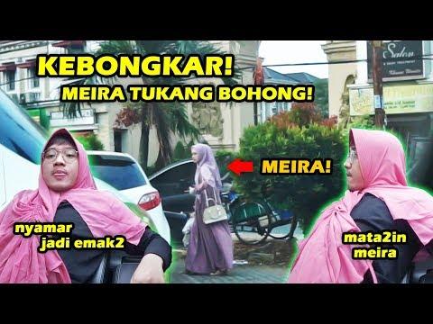 24 Jam Mata-Matain MEIRA! TERNYATA DIA SERING BANGET BOHONG! :(