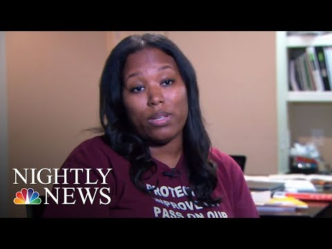 Single Mother Of 5 Achieves Law School Dream | NBC Nightly News