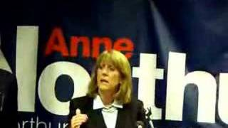Anne Northup's Victory Party Introduction & Speech