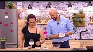 Mr. Kitchen: Food Blogerka Milkica Crevar Sakač Priprema Zdrava Tradicionalna Jela