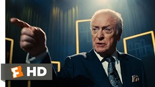 Now You See Me - Robbing Tressler