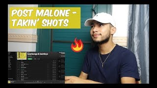 "POST MALONE ""BEERBONGS BENTLEYS"" REACTION AND REVIEW - Free"