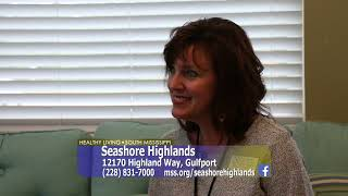 Healthy Living South Mississippi - Seashore Highlands Methodist Senior Services