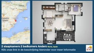 preview picture of video '2 slaapkamers 2 badkamers Anders te Koop in Murla, Spain'
