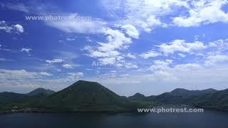 夏の榛名山