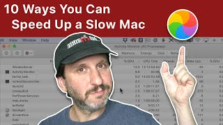 How To Fix a Slow Mac