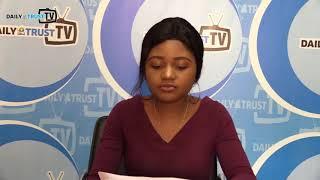 Zainab Aliyu Arrives Nigeria (Trust TV May 13)