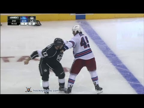 Kyle Clifford vs. Arron Asham