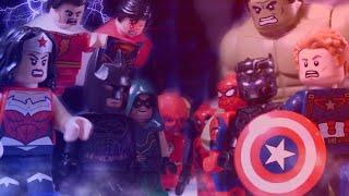 Lego Marvel vs DC Super Heroes 4