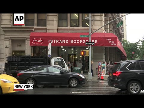 Many readers and writers at Strand Book Store in New York City were saddened to hear of the death of Toni Morrison and remembered her as a literary giant who challenged them to look at the world in new ways. (Aug. 6)