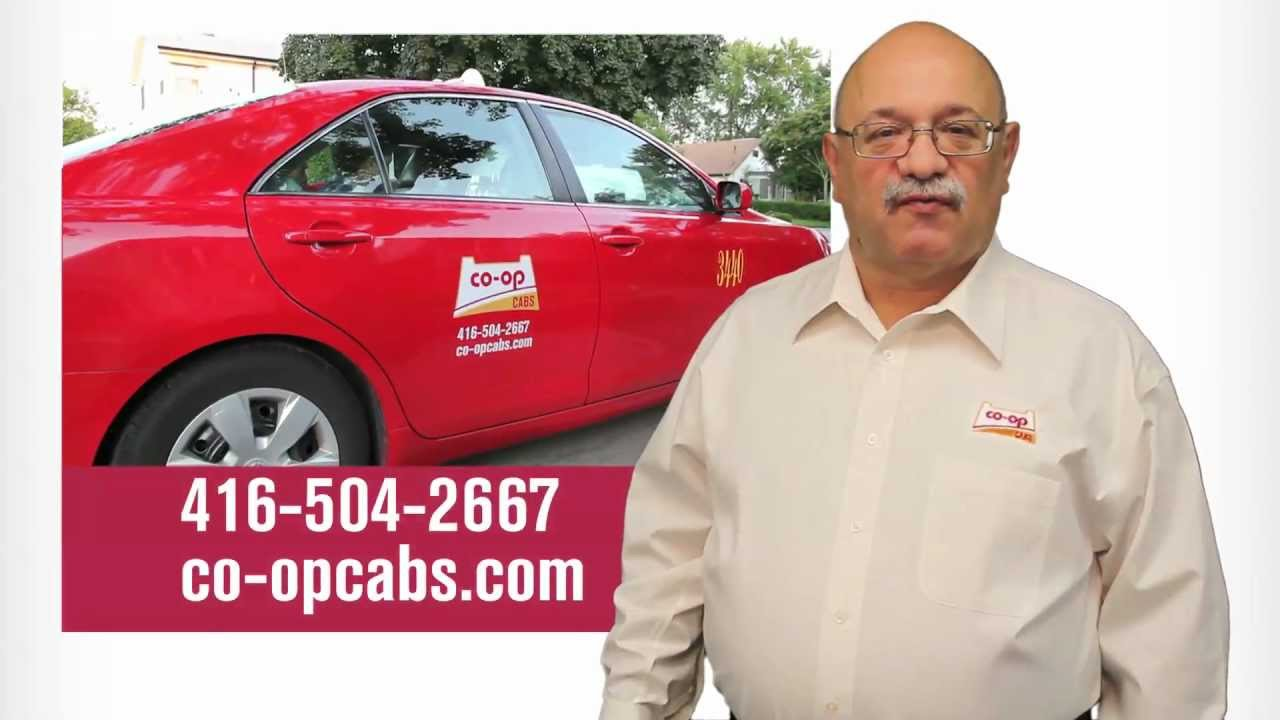 Co-op Cabs Residential